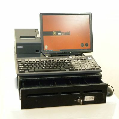 Full Cash Register Point Of Sale or (POS) System with Basic Software Included