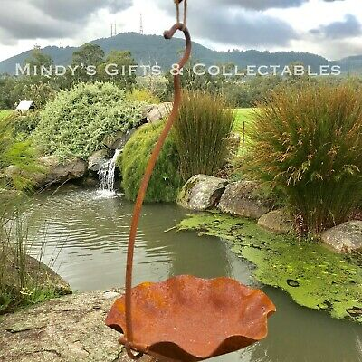 25cm Long Metal Sundial Garden Feature Garden Art