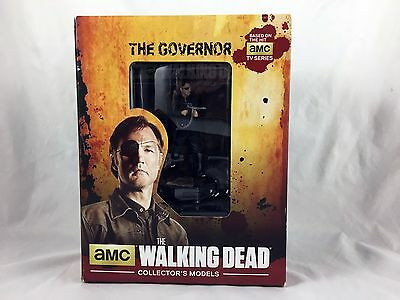 The Walking Dead - The Governor - Figurine - Character Booklet - slf