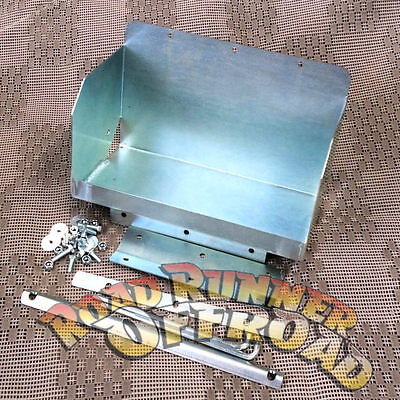 Colorado DMAX Rodeo 2007 on Dual Battery Tray (inside tub mount) Aux 2nd  D-MAX