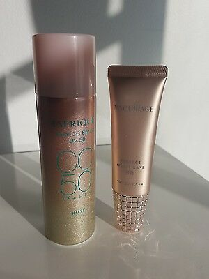 Kose Cool CC Spray & Maquillage BB Cream - High Quality Japanese Best Sellers