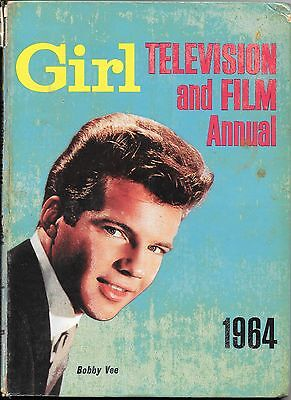 Girl Television And Film Annual 1964 - 128 Pages