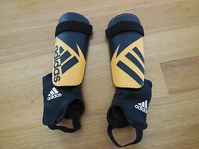 Near New Adidas Shin Pads for Soccer or other sports Adult size L