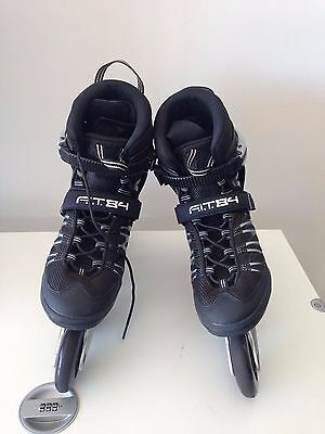 Men's K2 Fit 84 Rollerblades US size 9