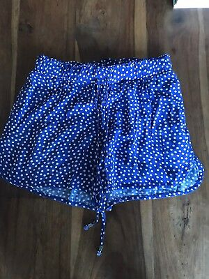 Seed Shorts Size 8