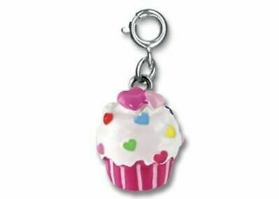 NEW Charm It - Heart Cupcake Charm