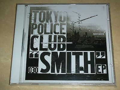 """Tokyo Police Club """"Smith"""" 2007 CD EP, New And Sealed"""