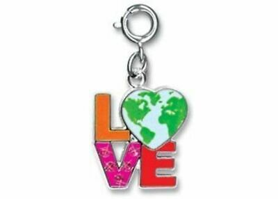 NEW Charm It - Love Earth Charm