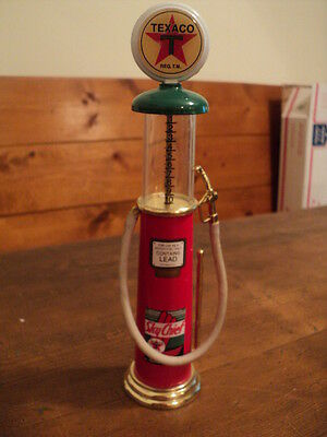 Gearbox LIMITED EDITION TEXACO  Collectible 1930's Wayne Gas Pump