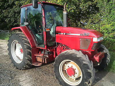 Case IH CX90 Tractor Low Profile Cab New Holland John Deere