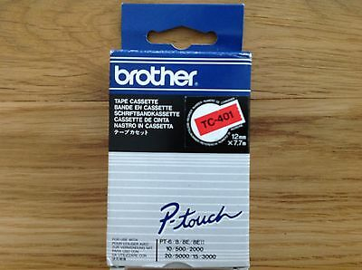 Tape Cassette P-Touch brother
