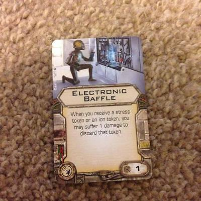 X-wing Miniatures Electronic Baffle