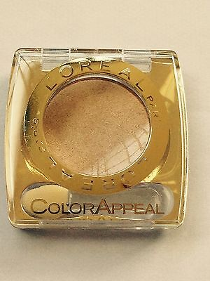 LOREAL COLOR  EYESHADOW COLOUR no 151 PURE GOLD  NEW
