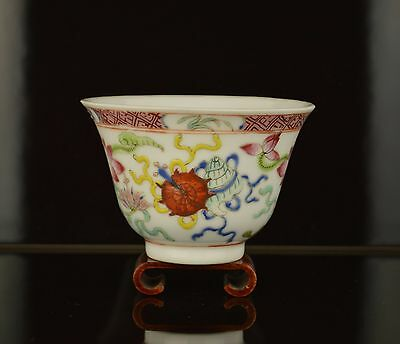A Superb & Perfect 19Th Century Chinese Cup With Mark