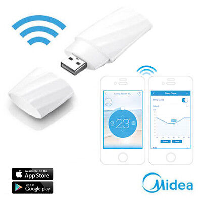 WiFi WLAN USB Smart Kit / USB Stick Midea mission Klimaanlage Klimagerät mit APP