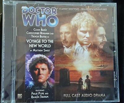 Doctor Who Voyage to the New World