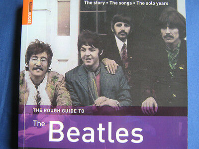 "THE BEATLES - The Rough Guide To... BUCH über 300 Seiten !!""""""!!""""""!!"