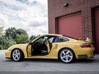 2002 Porsche 911 Turbo X50 Original Paint X50 PKG - 6 Speed Manual - Over $30k invested - VGT 997 Turbos!