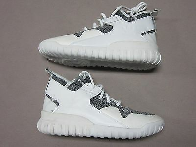 Adidas Originals Rare Tubular X White   Gray High Top Sneakers Shoes Size  11 New 1d7f560c7f1