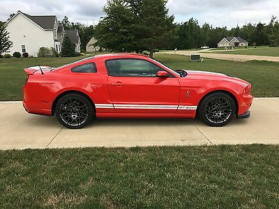 2014 Ford Mustang Shelby GT500 2014 Mustang Shelby GT500