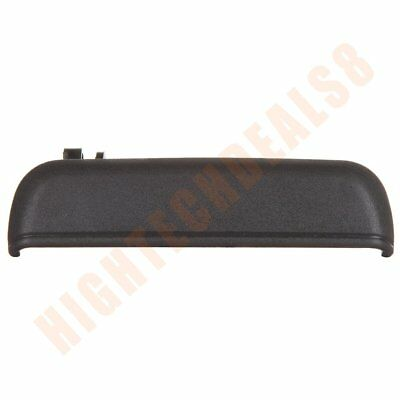 For 95-99 Tercel 96-98 Paseo Door Handle 1Pc Front Right Side Exterior Black