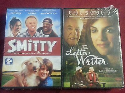The Letter Writer AND Smitty- TWO DVD pack-- BRAND NEW! Award winning!
