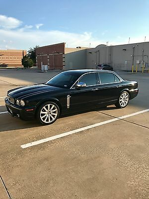 2008 Jaguar XJ Vanden Plas Jaguar XJ Vanden Plas Classic with Extended Warranty