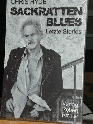 Chris Hyde: Sackratten Blues, NEU