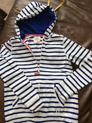 Girls Mini Boden Hoodie Age 9/10 Years