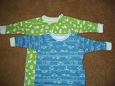 2, it's my planet 2 Boy's Sleepers 9 Months