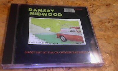 CD  Ramsy Midwood Schoot Out at the OK Chinese Restauraant Stero