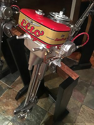 Vintage Elto Handitwin Antique Outboard boat motor MAKE OFFER