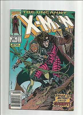 Uncanny X-men 266 First Appearance of Gambit! High Grade! White Hot Book! Lot#2