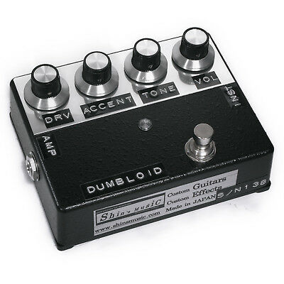 Shin's Music Dumbloid Special Overdrive Pedal