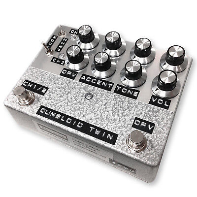 Shin's Music Dumbloid Twin Overdrive Pedal