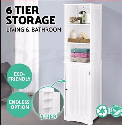 bathroom/laundry tallboy