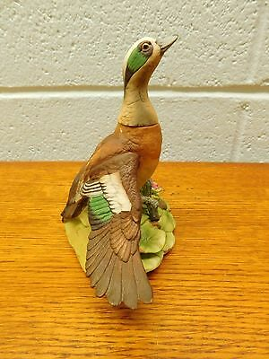 1979 ~ Widgeon Ski Country Mini~Mississippi Valley Duck Hunters~ Decanter~ Empty
