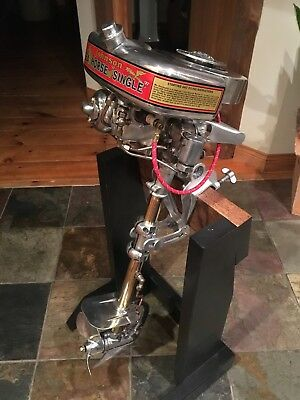 Vintage Johnson Antique Outboard boat motor MAKE OFFER