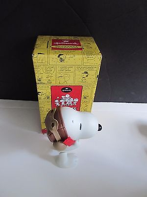 Hallmark Limited Edition Peanuts Porcelain Snoopy Figurine New in Box