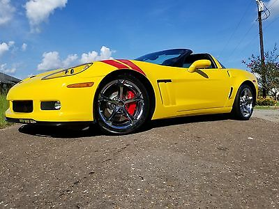 2012 Chevrolet Corvette Grand Sport 2012 CORVETTE GRAND SPORT 3LT ANDY HOUSE 1-936-414-2295