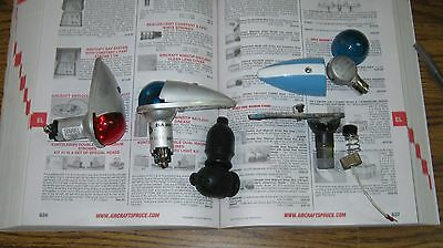 Hella Wing Position Lights, Experimental Aircraft, Aviation Parts