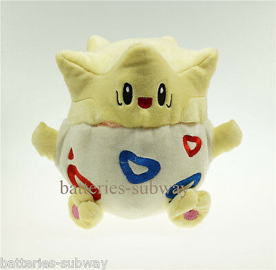 Pokemon Center Togepi  Pokedoll Figure Soft Plush Stuffed Doll Toy 20 cm 7.9""