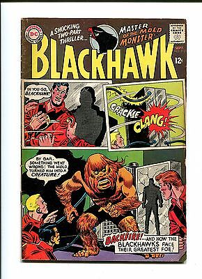 Blackhawk 212 VG+ (4.5) Master of the Mold Monster!! nice book no reserve