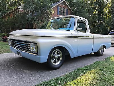 1966 Ford F-100  1966 Ford F100