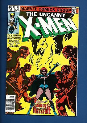 Uncanny X-men #134 1st Dark Phoenix SIGNED JOHN BYRNE MARVEL COMICS