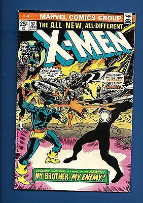 X-Men 97 (Sharp!) 1st app. Lilandra; Marvel Comics; NEW PHOENIX MOVIE