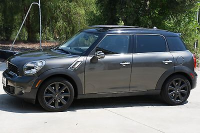 2011 Mini Countryman SUV Mini Cooper S Countryman