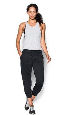 Under Armour Women's Storm Armour Fleece Lightweight Jogger Pant NWT 1280695