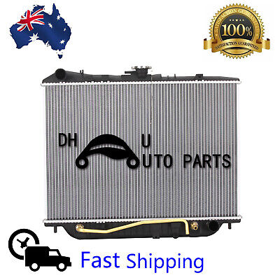 Holden Rodeo TF Radiator Cooling for 3.2L V6 Petrol Rodeo 1997-2003 Auto/Manual