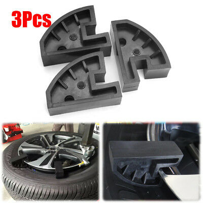 3Pcs Nylon Bead Drop Center Depressor Clamp Tool Run Flat Tire Changer for Wheel